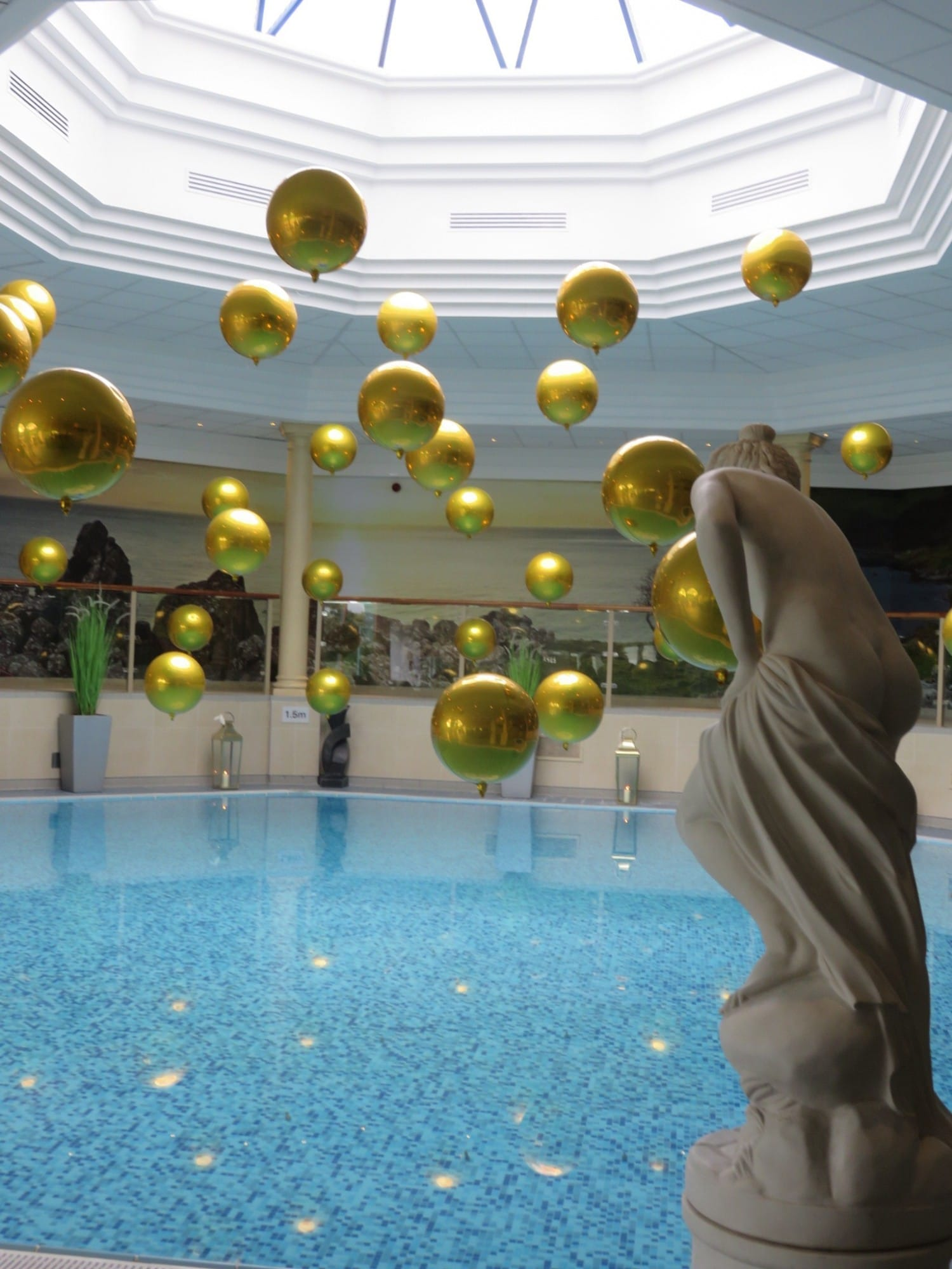 The Culloden Estate & Spa Northern Ireland - Luxury Hotel Review - 1