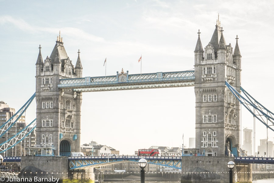 Tower Bridge from Southbank-1