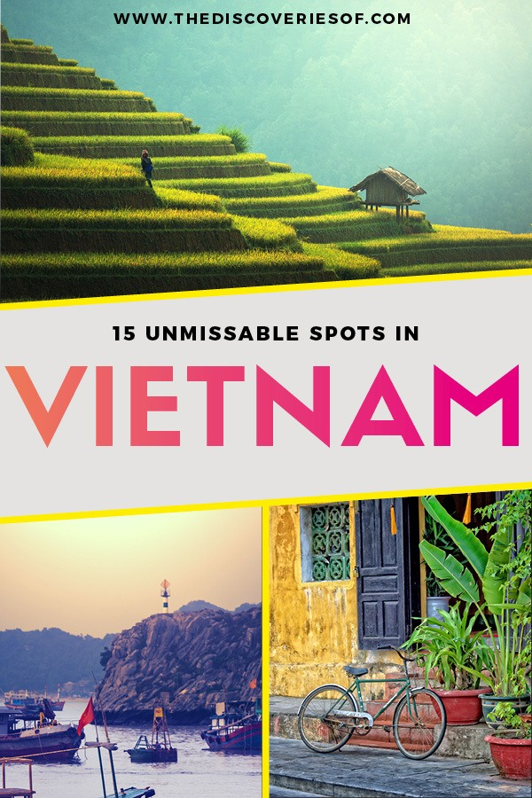The best places to visit in Vietnam - unmissable travel destinations for your next trip