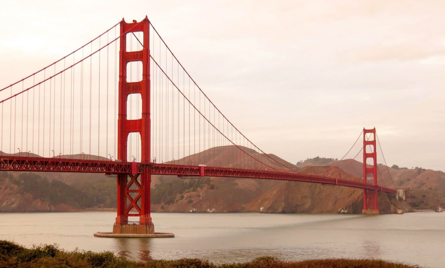 Golden Gate Bridge. West Coast USA Road Trip Guide. Everything you need to know to plan your Highway 1 road trip. Read now.-15