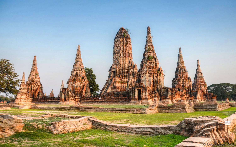 Ayutthaya. Four awesome Southeast Asia travel itineraries I Photography I Itinerary I Landscape I Food I Architecture I Laos I Thailand I Cambodia I Myanmar I Malaysia I Vietnam. Read the full travel guide now #travel #backpacking