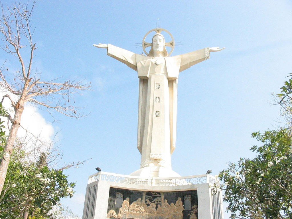 Statue of Christ Vietnam