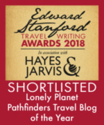 The Discoveries Of - Shortlisted by Lonely Planet for Best Travel Blog of 2018 and 2017
