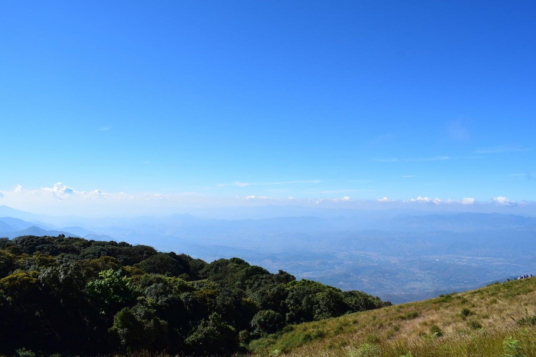 hike chiang mai