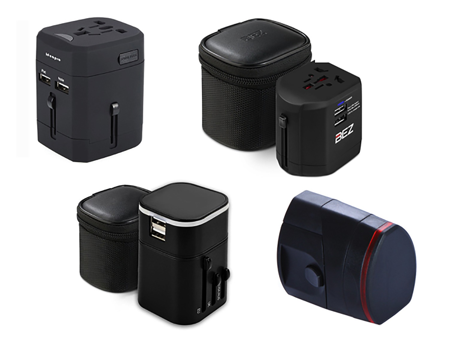 The Best Travel Adapters: Rated and Reviewed – 2020 Edition