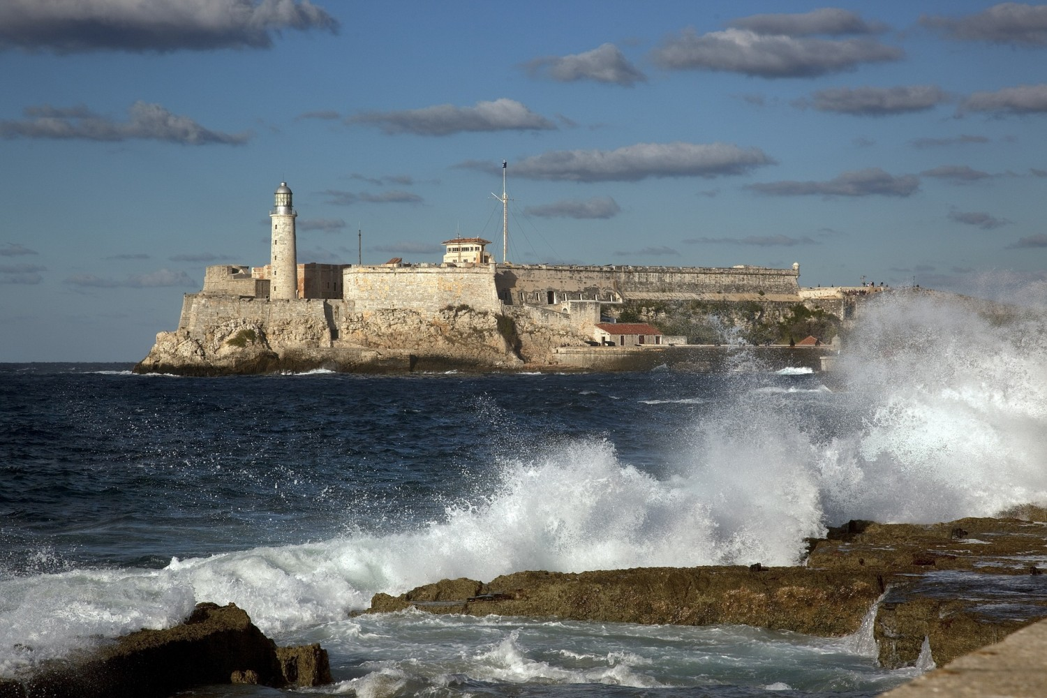 morro castle, Havana. A gorgeous hotspot in the city