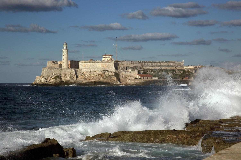 morro castle, Havana. A gorgeous hotspot in the city