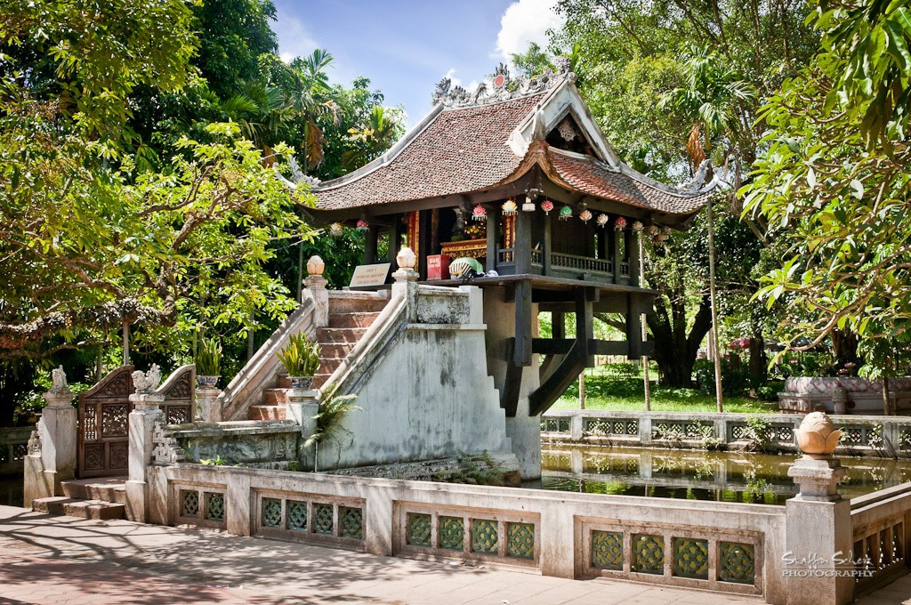 one pillar padoga. Read our full guide to things to do in Hanoi