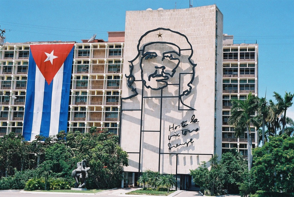 revolution square is a real Havana must-see. Read our full guide to things to do in Havana.