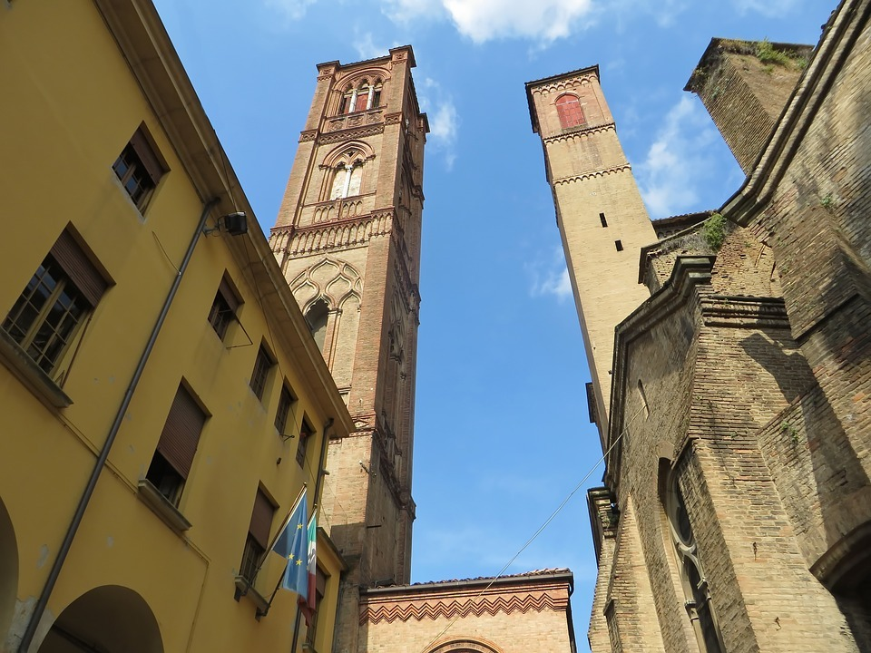 Bologna should be one of the top places on your list to visit in Italy