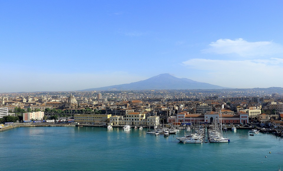Catania, Sardinia is one of Italy's lesser known spots. Read our guide to the best places to go in Italy