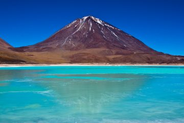 Laguna Verde, Bolivia