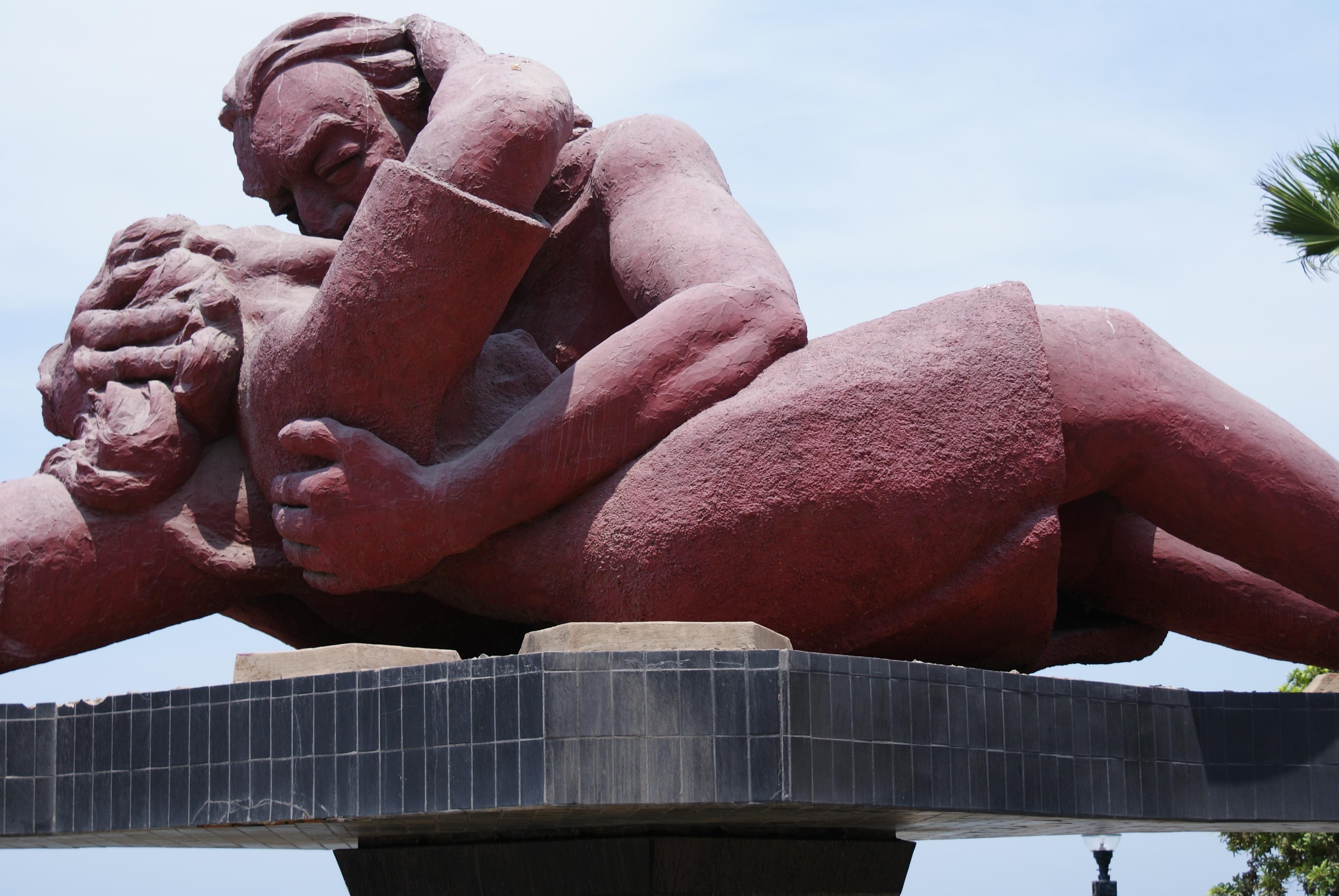 The Lovers - El Parque de Amor, Lima