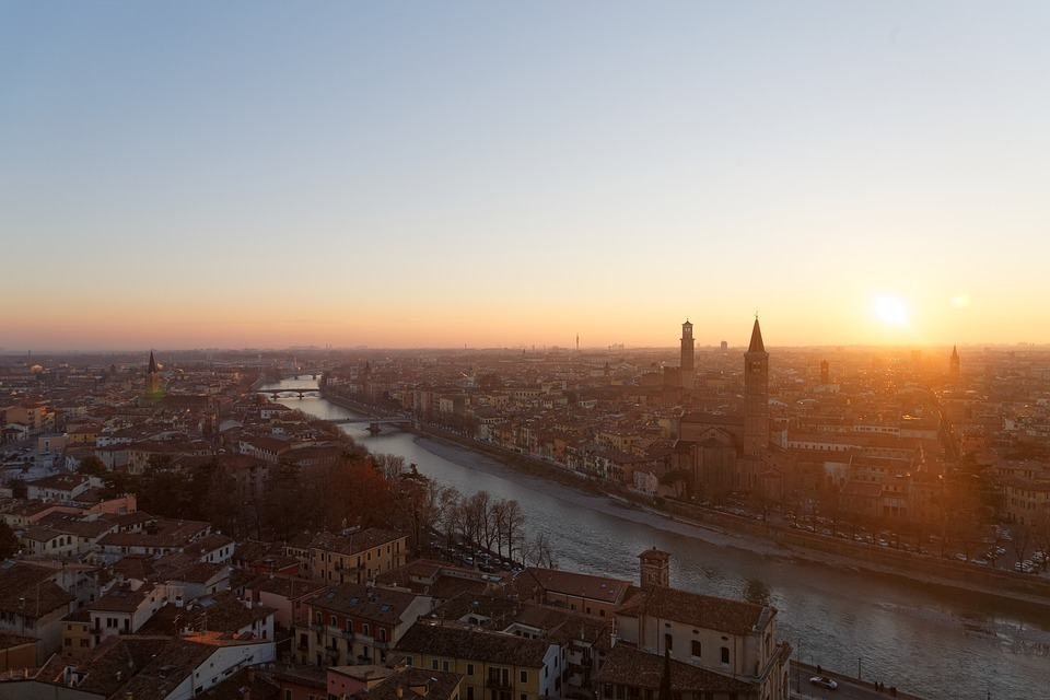 Verona - more than just Romeo & Juliet - is one of Italy's hotspots. Read why