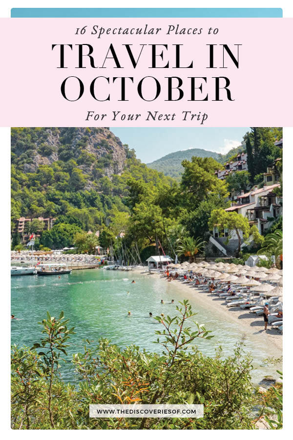 Where to Travel in Oct