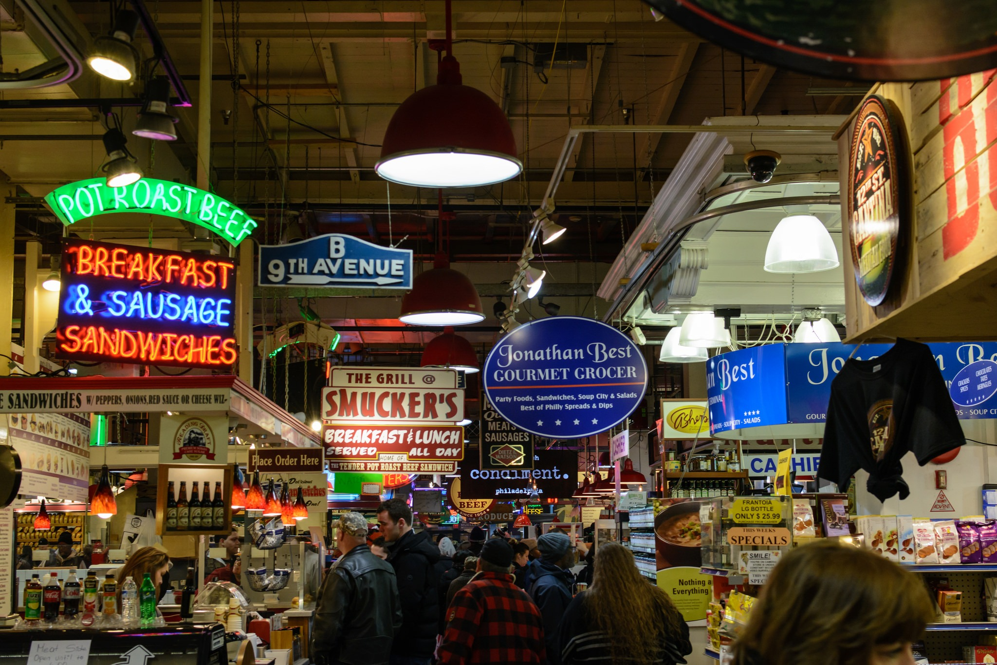 Reading Market is one of the best things to do in Philadelphia