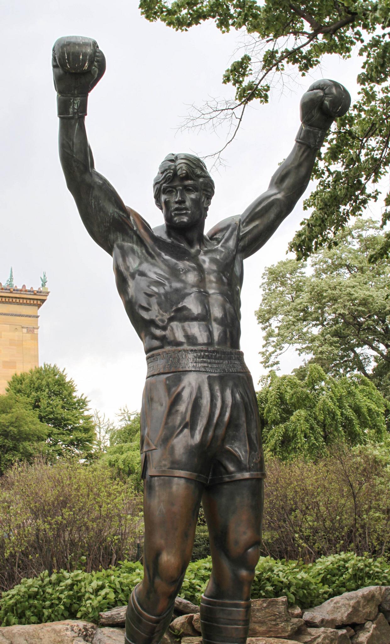 Rocky Balboa Statue Philadelphia