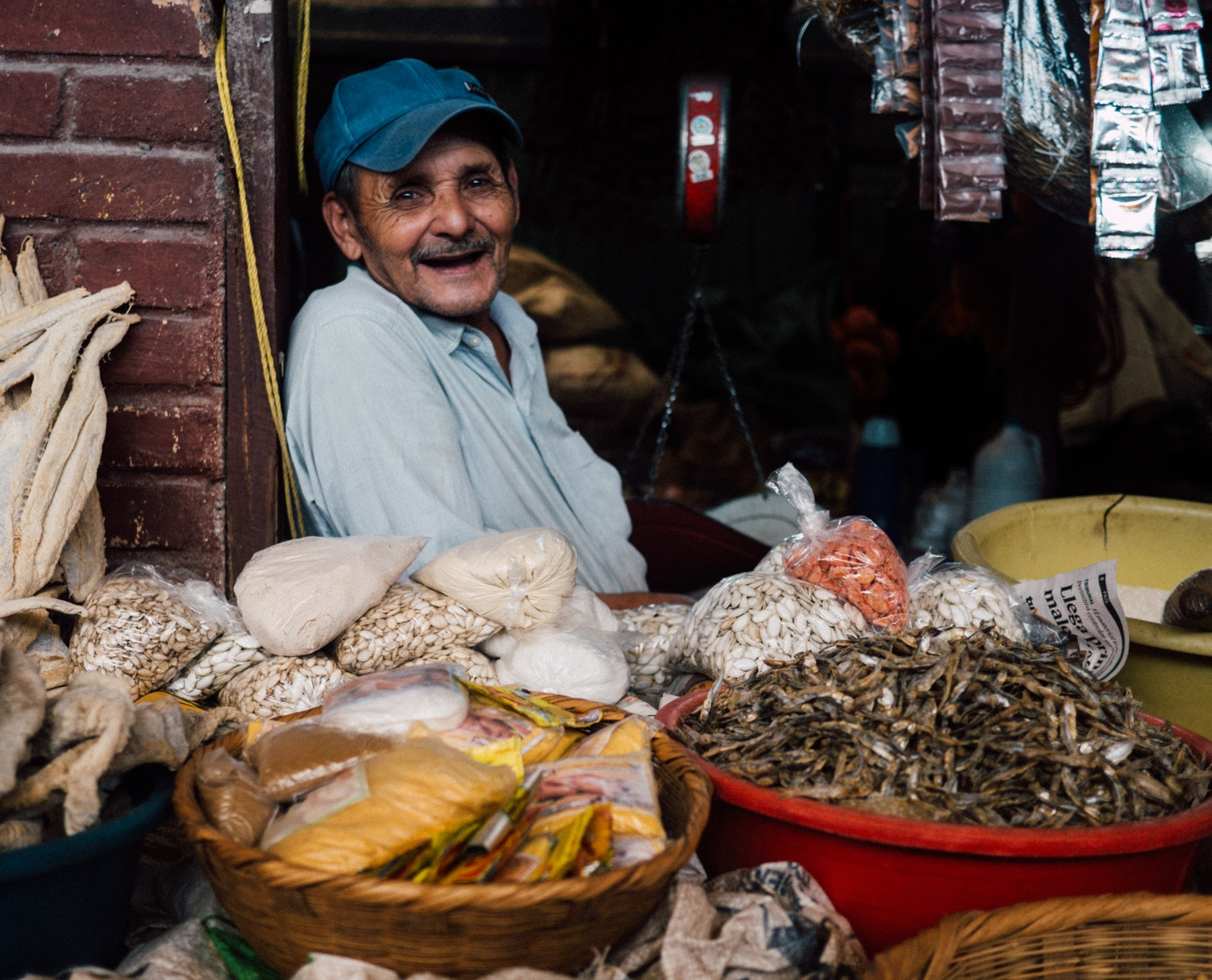 street food in central america