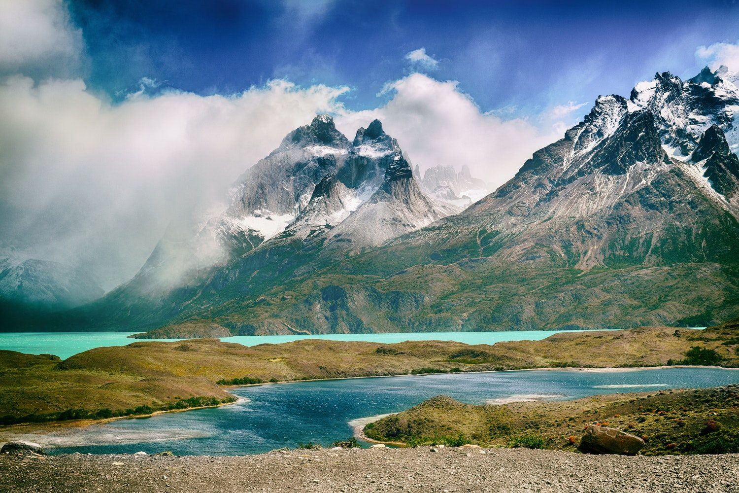 torres del paine - one of the best things to do in Chile