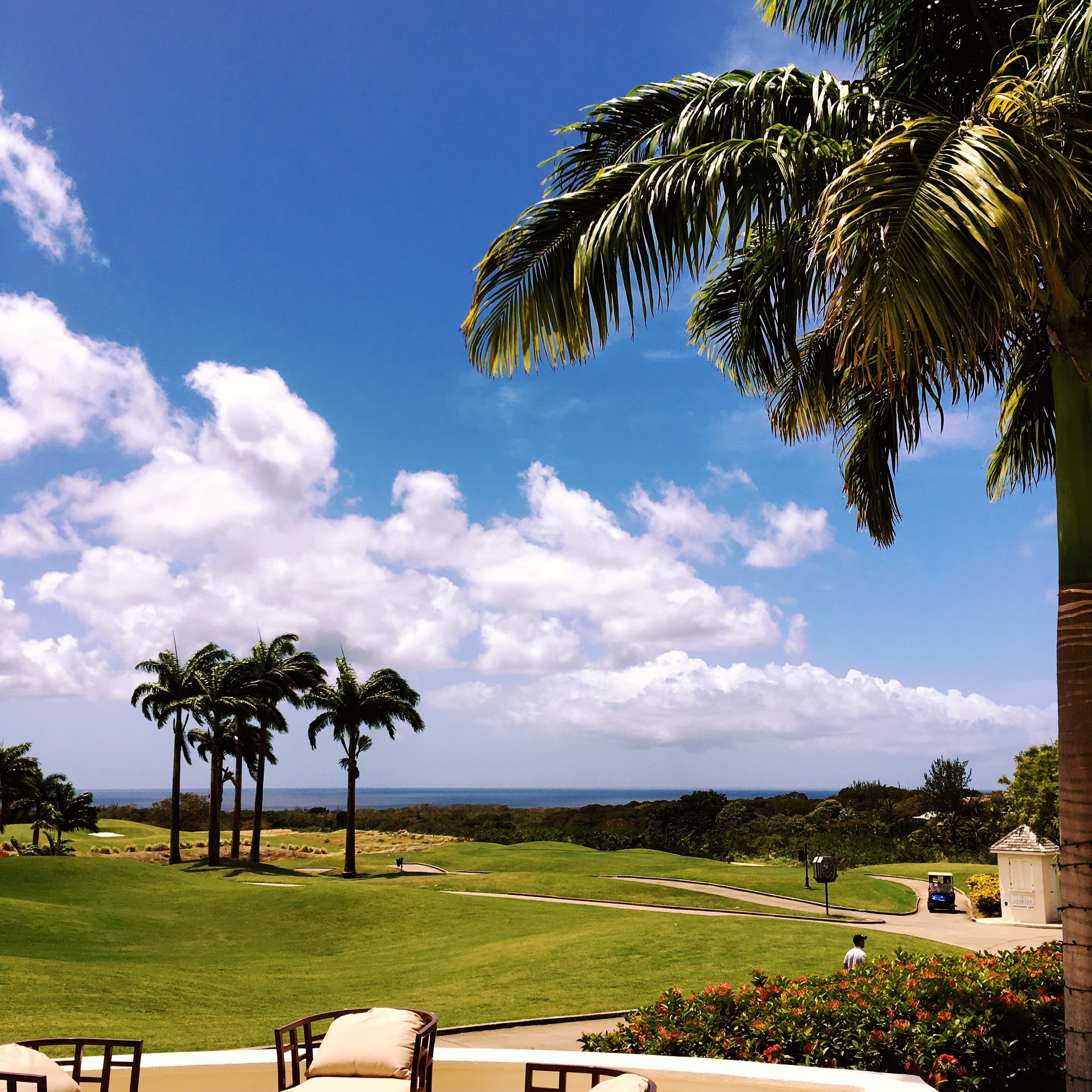 Best Things to do in Barbados - Golf course at Royal Westmoreland