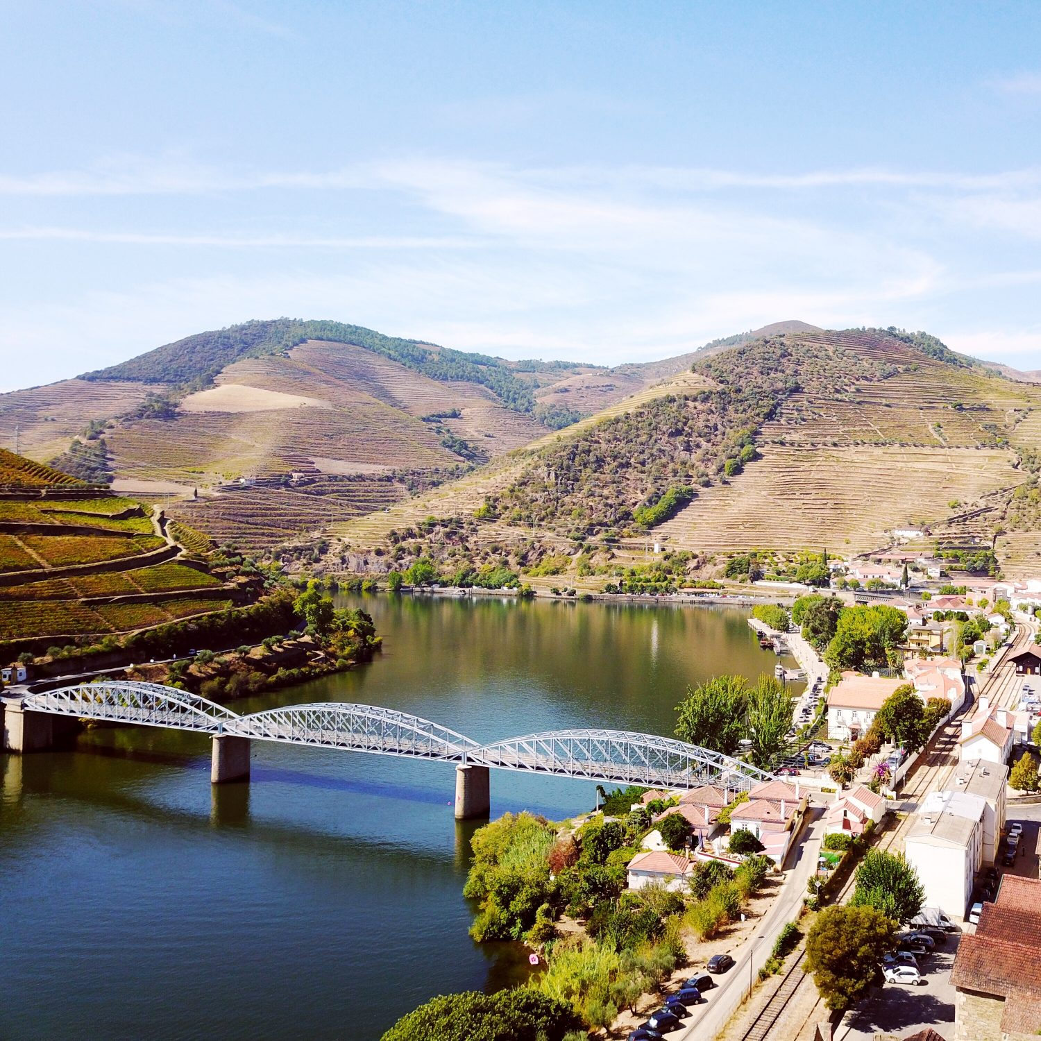 The Douro Valley, Portugal