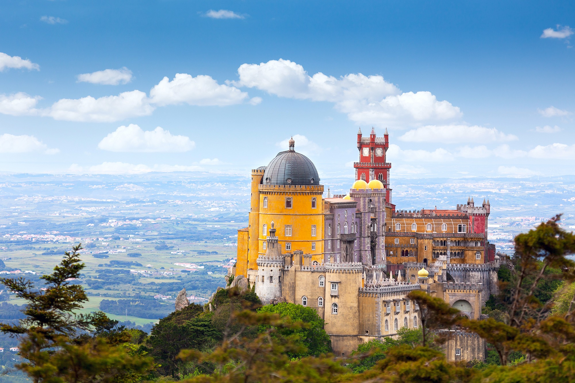 Sintra is one of the best things to do in Portugal
