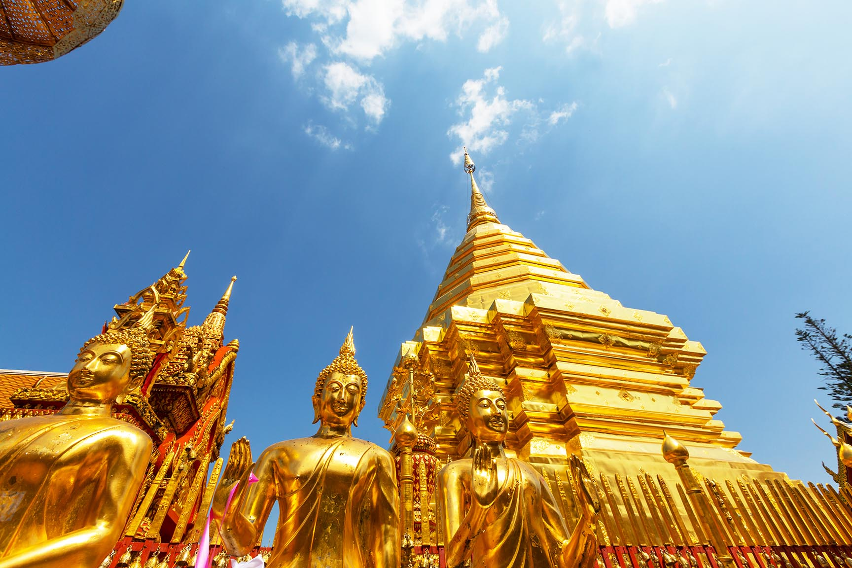 Best things to do in Chiang Mai - Wat Phra That Doi Suthep