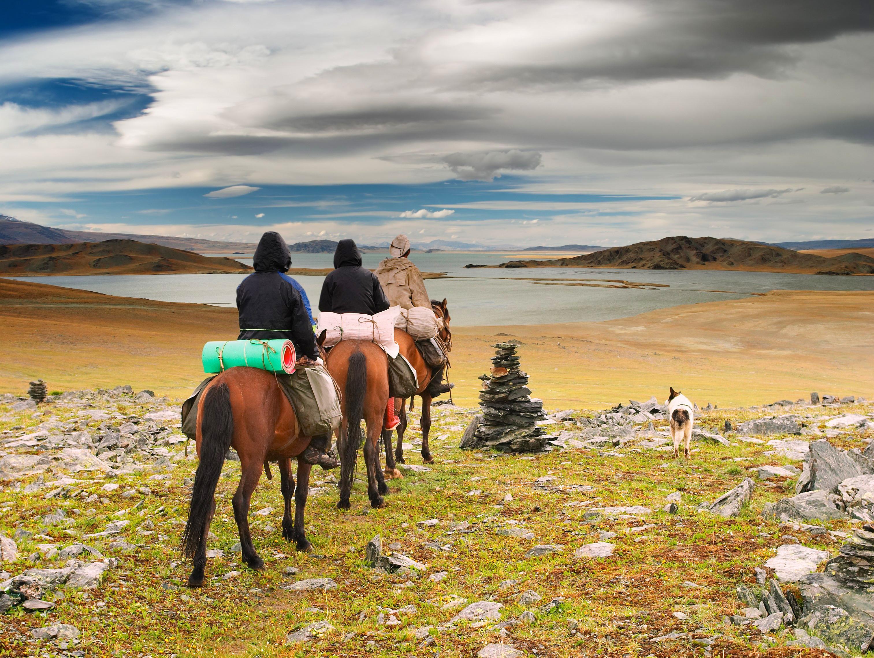 Mongolia - Wild Women Experiences