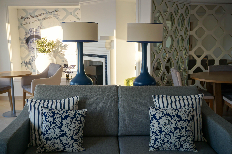 Inside the open-plan living room, Four Seasons Fairways