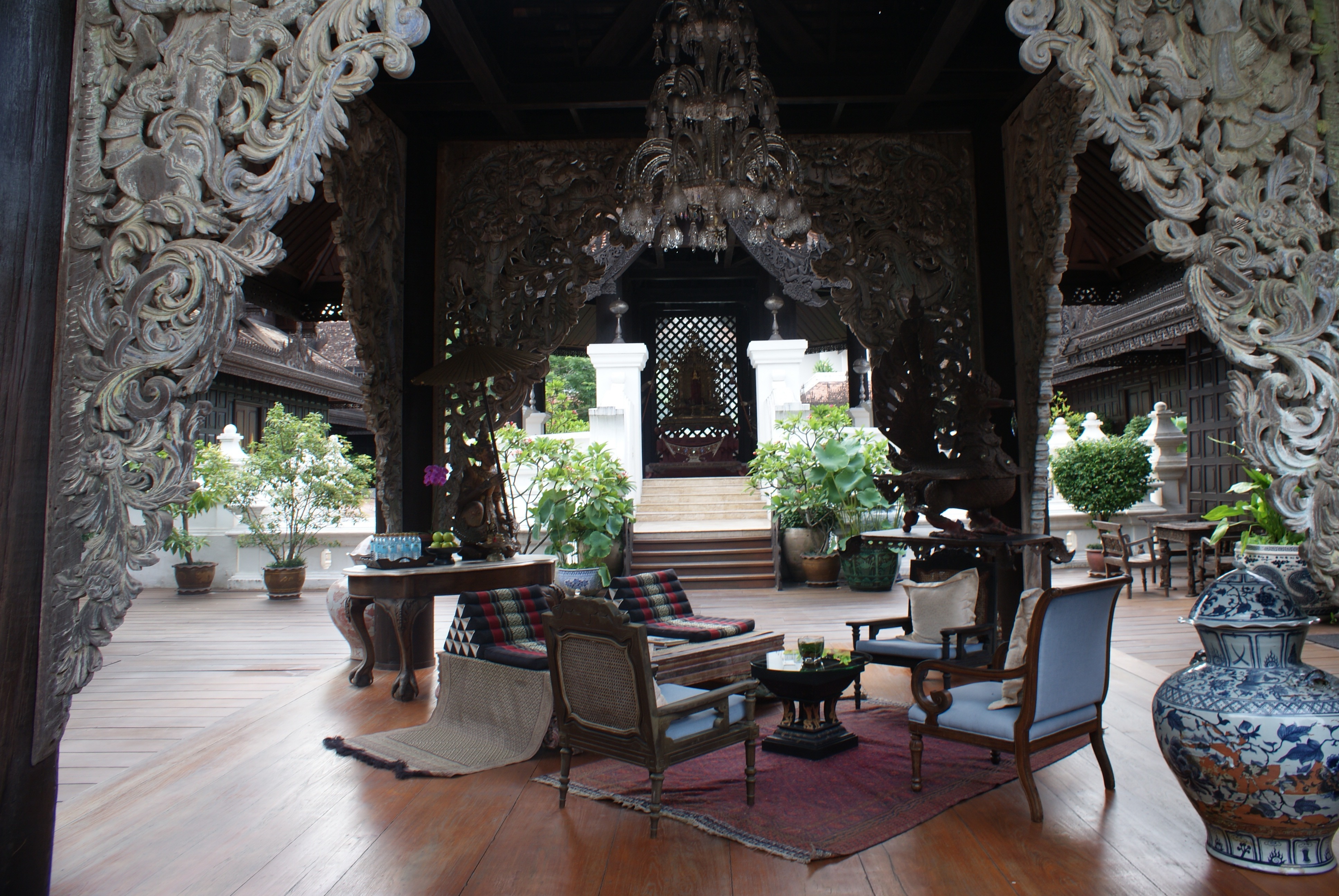 The Dhara Devi is the place to stay in Chiang Mai for ultimate luxury