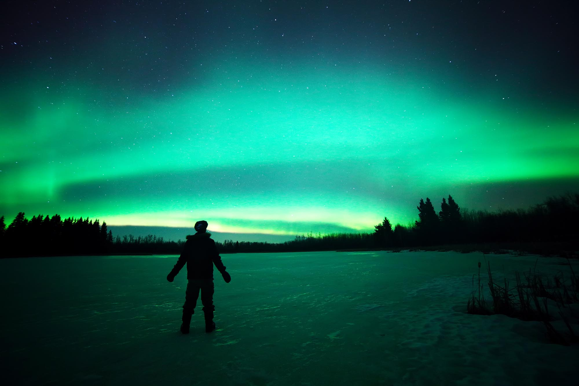 When's the best time to see the Northern Lights