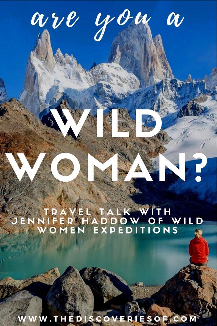 Wild Woman Travel I Adventure Travel I Female Travel Destinations I Adventure Outdoors I Wanderlust I Travel Ideas I Adventure Holidays #travel #adventure #femaletravel #wanderlust