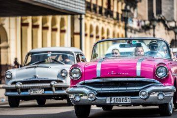 Havana Tours - A Classic Car Tour of Havana