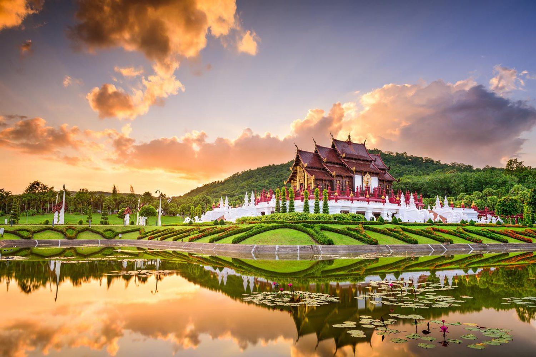 The Best things To Do in Chiang Mai. Royal Park Rajapruek, Chiang Mai