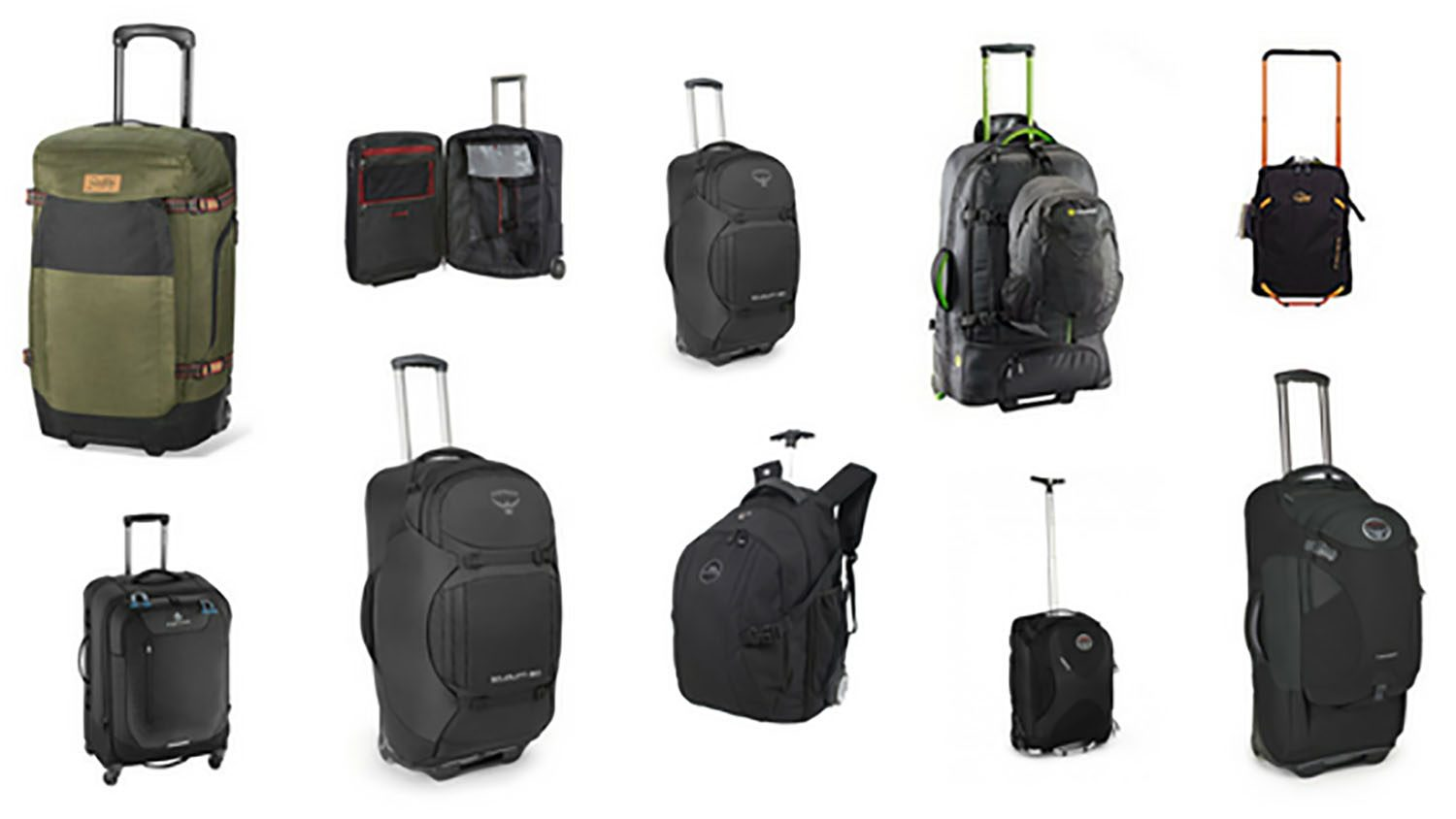 Best Wheeled Backpacks for Travels