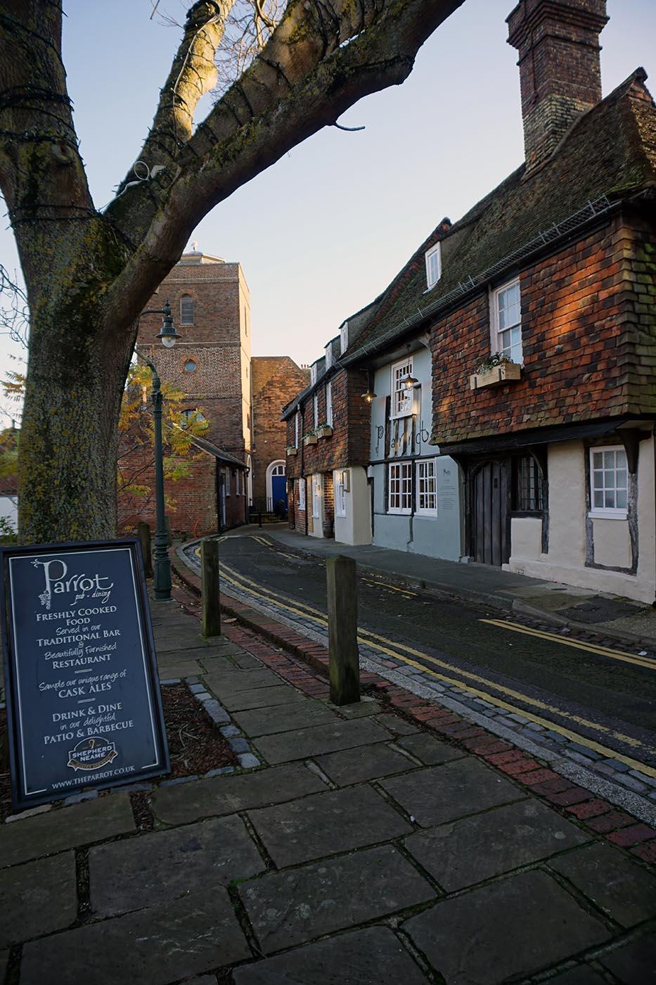 The Parrot Pub, Canterbury