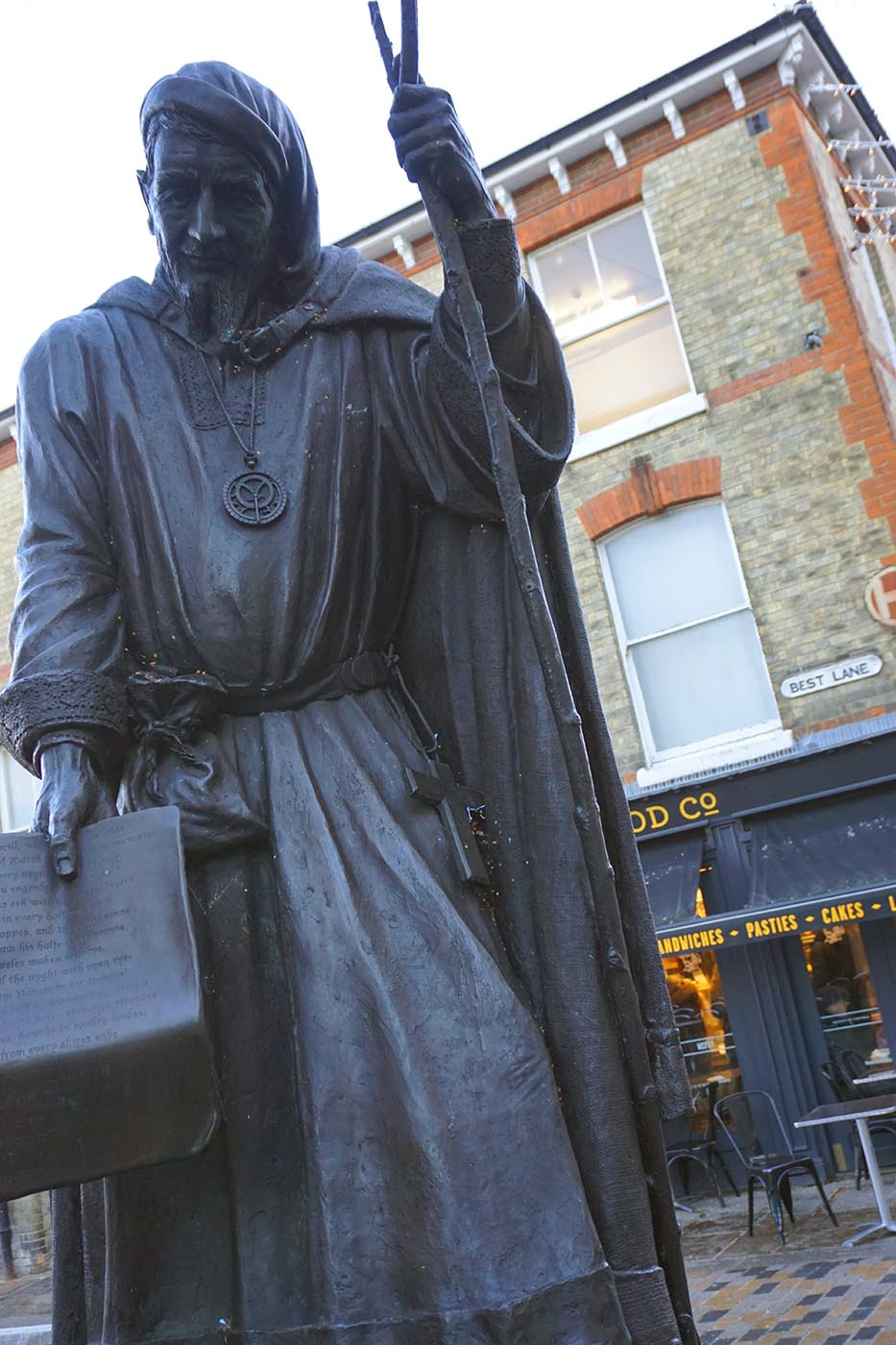Chaucer in Canterbury
