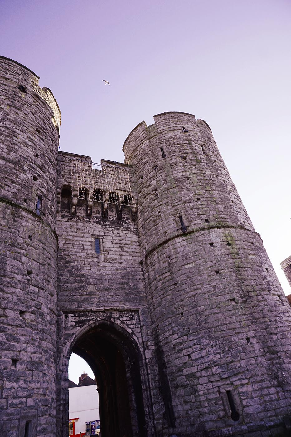 Day Trip to Canterbury -The West Gate