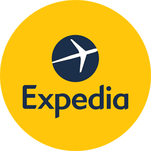 Expedia Logo - Best Hotel Booking Websites