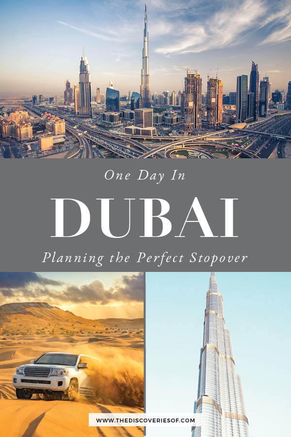 One Day in Dubai 1