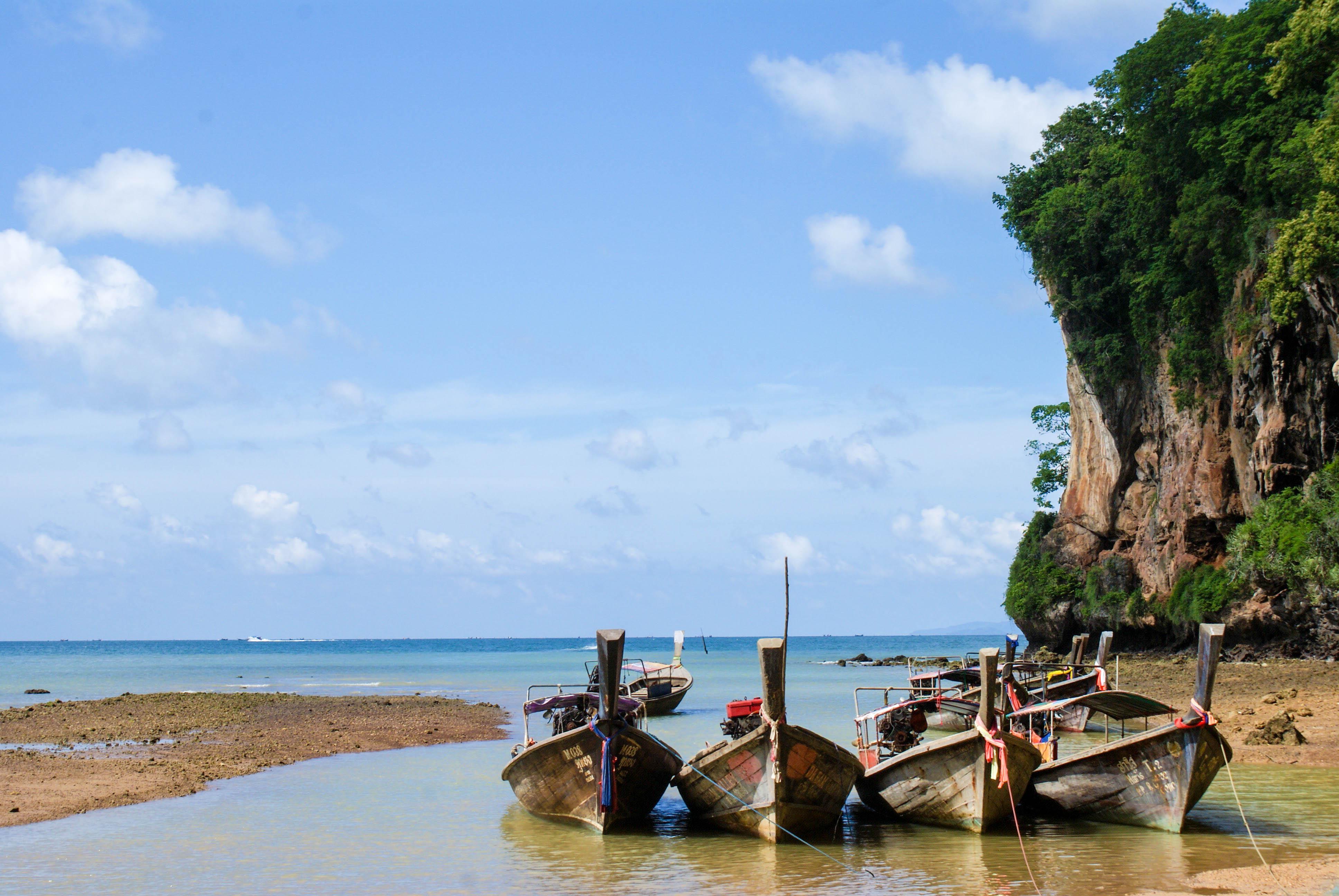 Postcards from Thailand: Railay, Krabi Photo Journal - Hat Ton Sai Beach