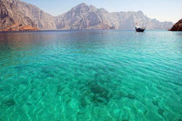 Trip from Dubai to Musandam Oman