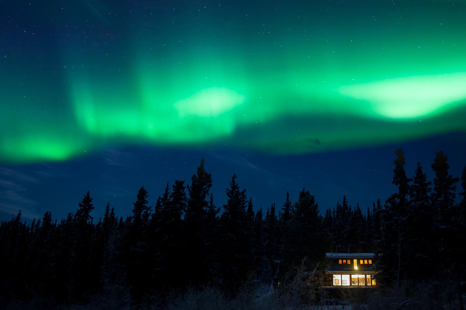Seeing the Aurora Borealist - best time to go and where to see the northern lights