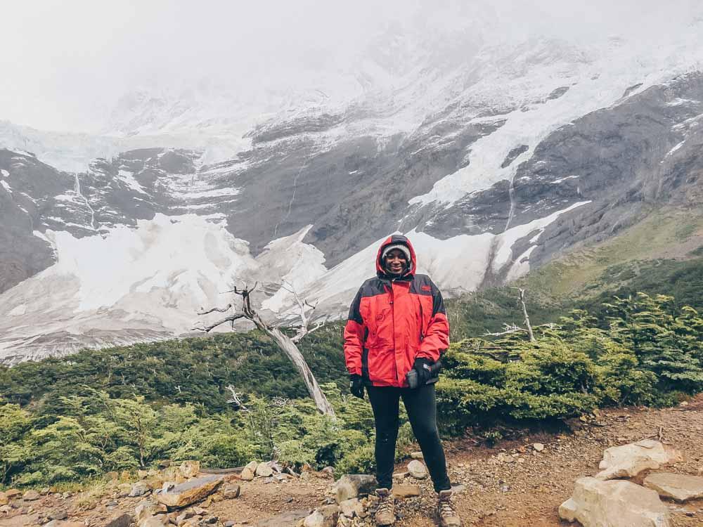 Hiking W Trek in Hard Shell Jacket