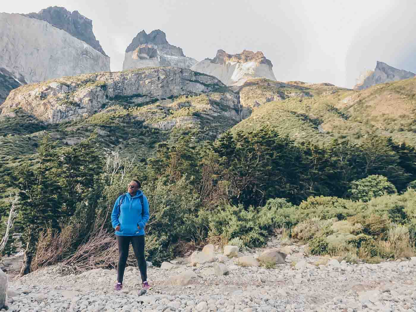 Torres del Paine W Trek Packing