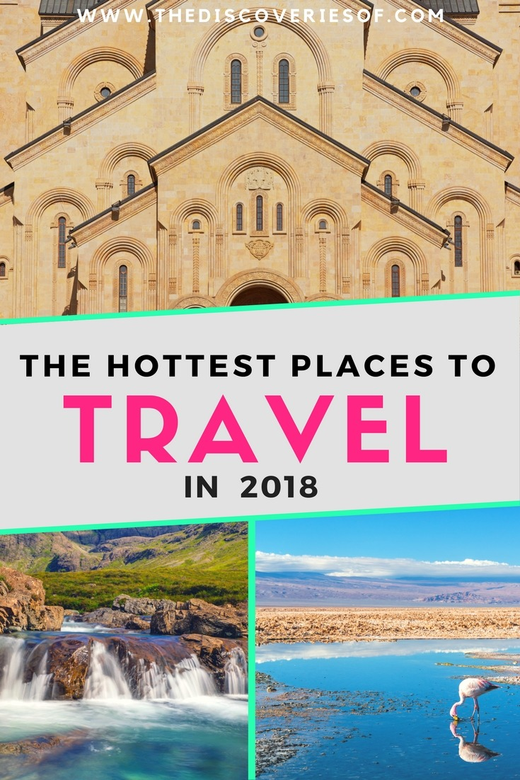 Travel the world in 2018. Looking for the hottest travel destinations for your travel bucket list_ Look no further. #traveldestinations #bucketlist #travel #travelgoals