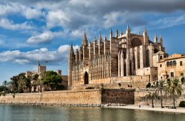 Palma de Mallorca I Things to do in Mallorca I Europe Travel I Places to Visit in Europe #wanderlust #citybreak #traveltips