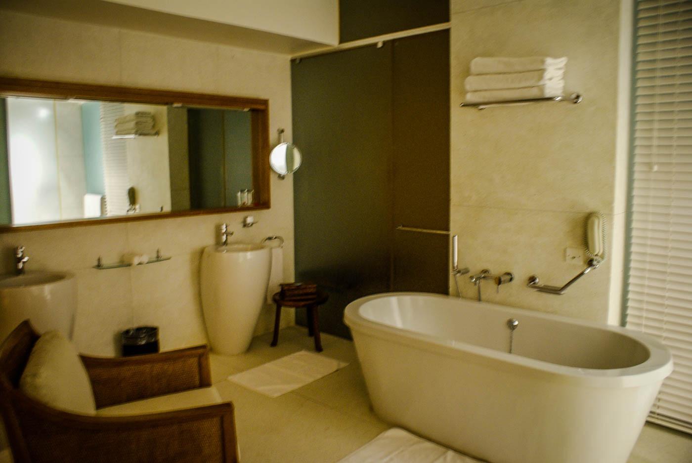 Rooms at the Kempinski Zanzibar