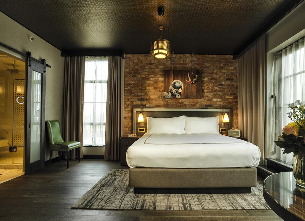The Curtain Hotel, Shoreditch