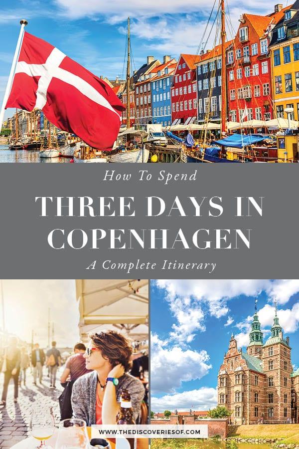 Three Day Copenhagen